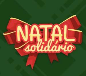 """""""Natal Solidário"""" - Colabore você também! (Foto: Divulgação)"""