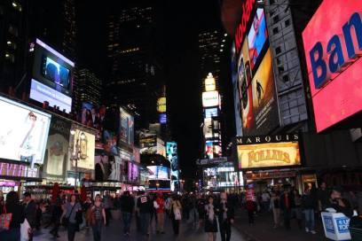Times Square (Foto: Raíssa Abdouch)