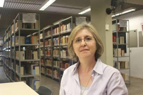 Maristela já passou por três campus da Unesp e trabalha na Biblioteca de Bauru desde 1995