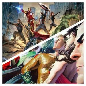 Marvel DC 2