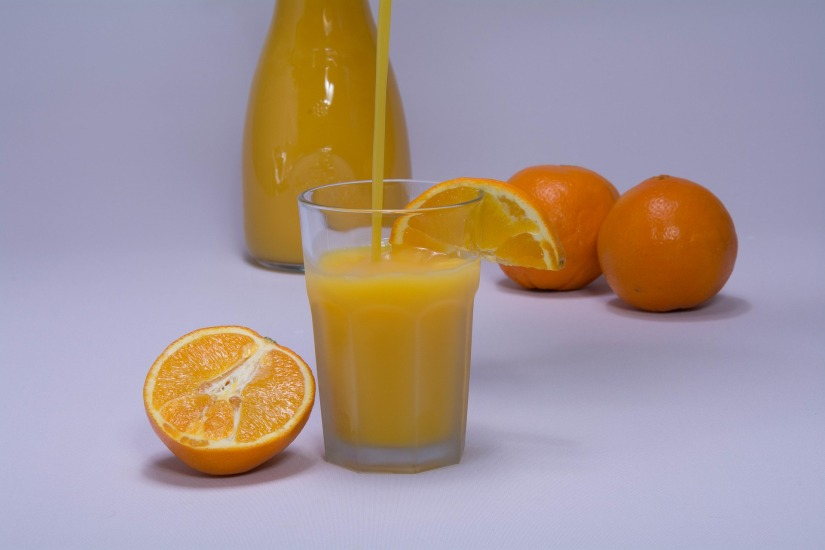 imagem suco laranja