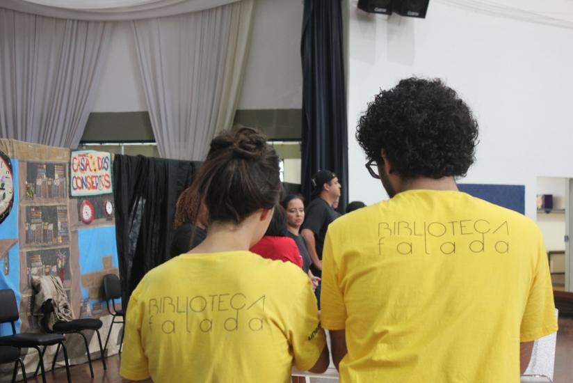 Bianca - Biblioteca Falada sensibilização, inclusão e empenho IMAGEM 3