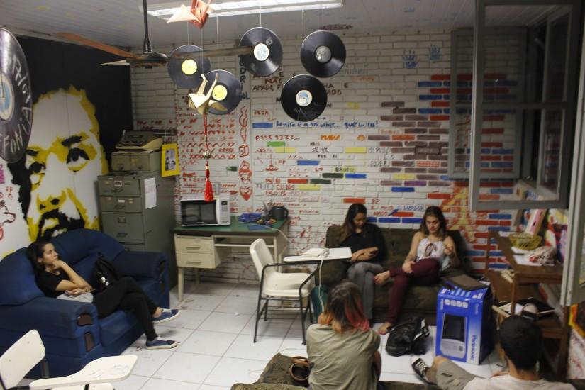 Caique - Cacoff - Centro acadêmico de comunicação social IMAGEM 1