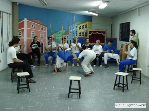 Nathane - Capoeira Angola IMAGEM 2